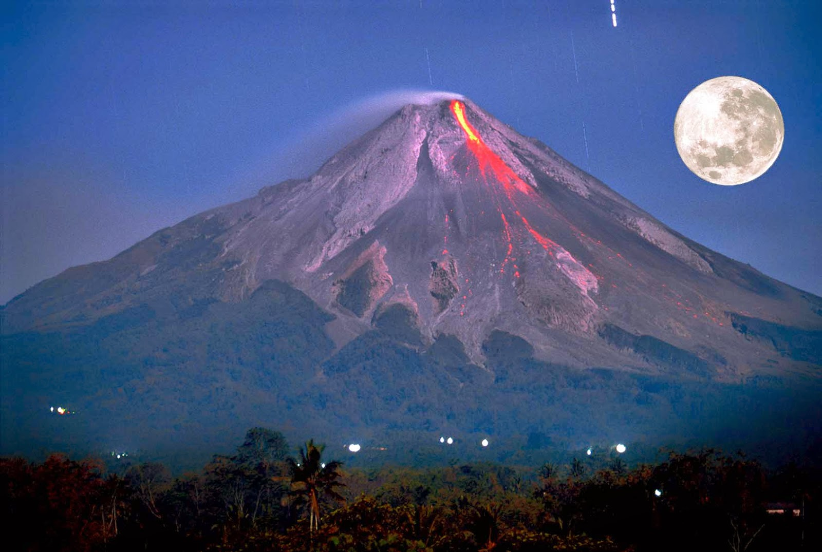Indonesia's Deadliest Volcanoes