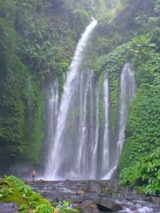 Rinjania volcano Lombok Indonesia