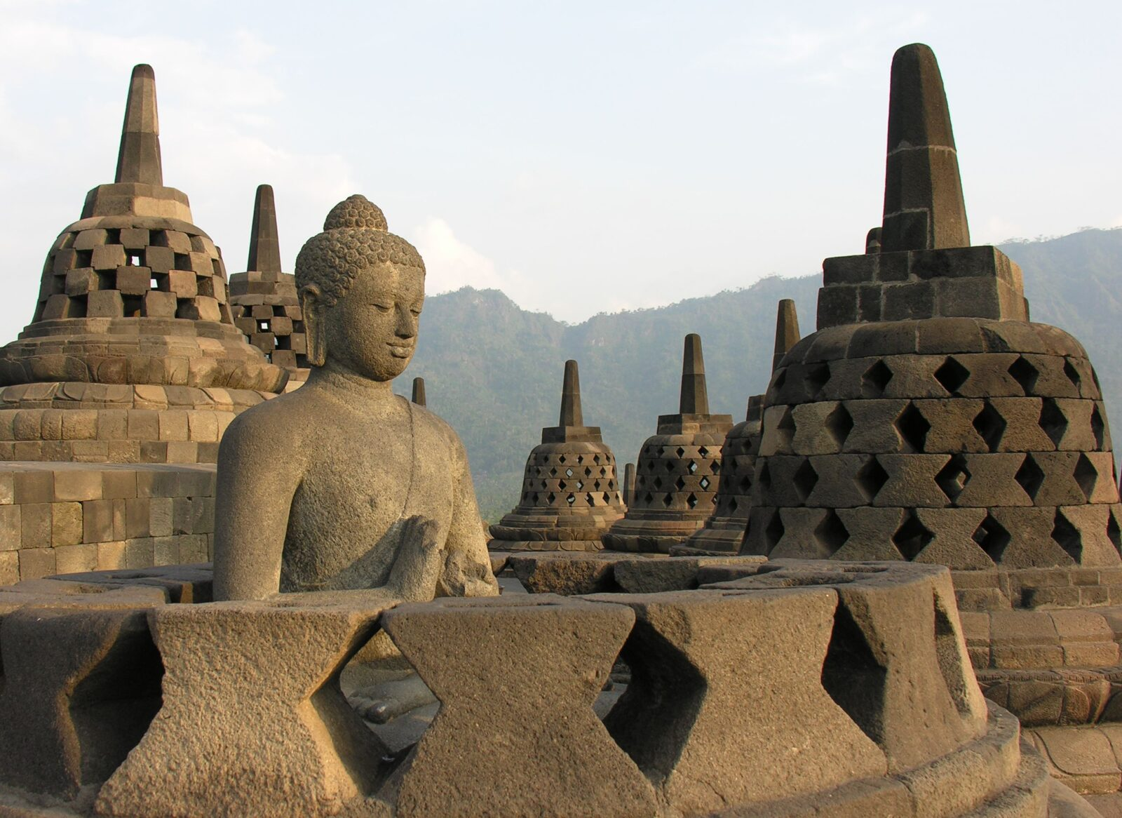 Borobudur The Crown Of Java