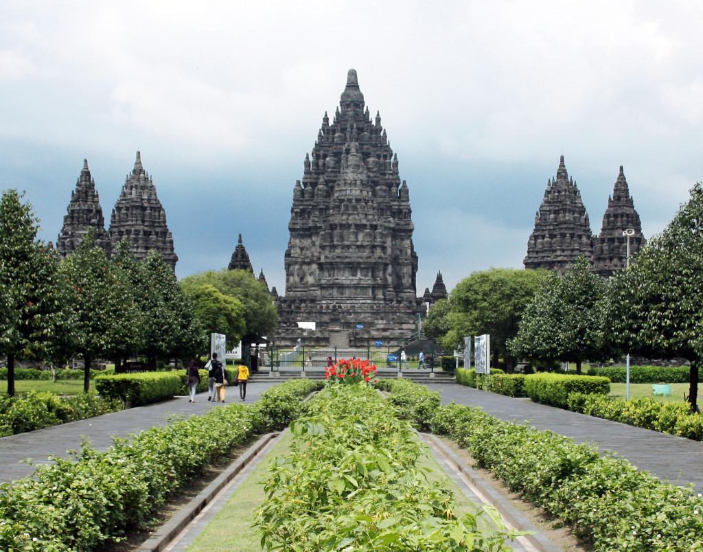 Prambanan temple Yogykarta