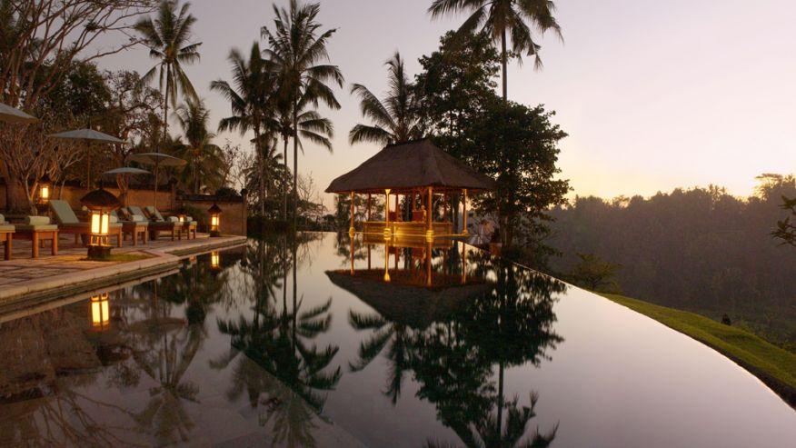 Bali Aman dari