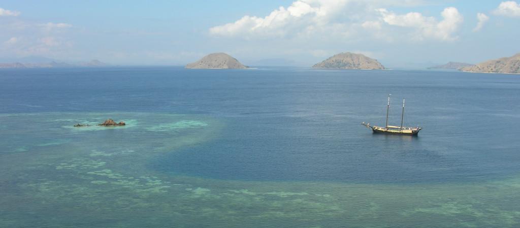 Indonesia sailing