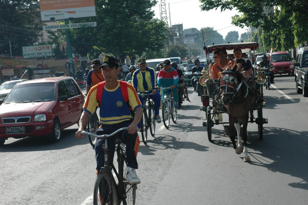 transportation Indonesia