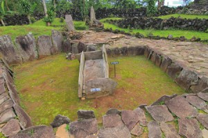 cipari Indonesia archaeology