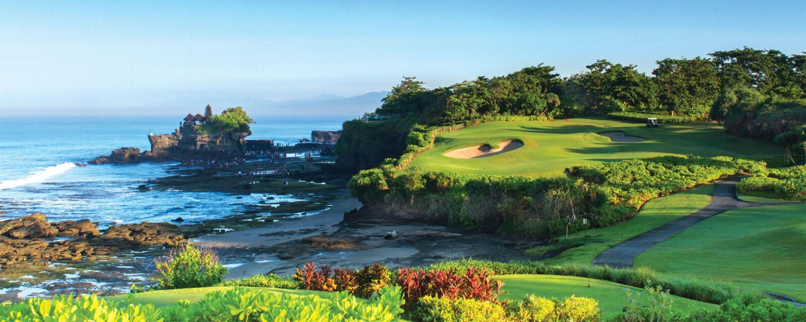 Bali, Java Have Most Of Indonesia's Golf Courses