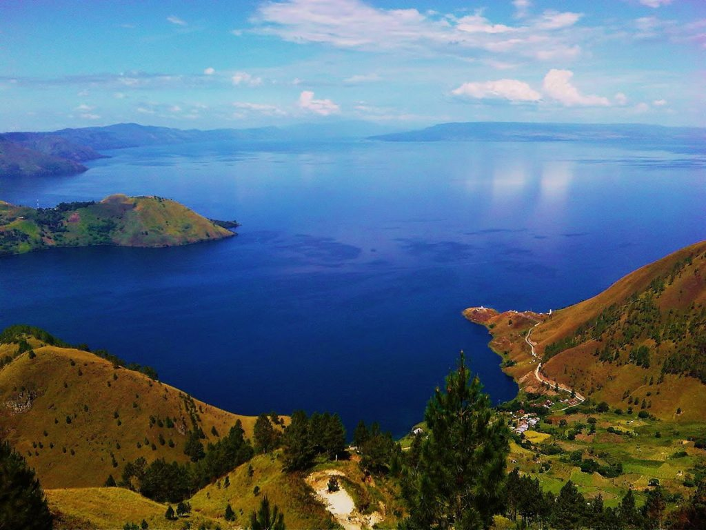 Lake Toba Sumatra Indonesia