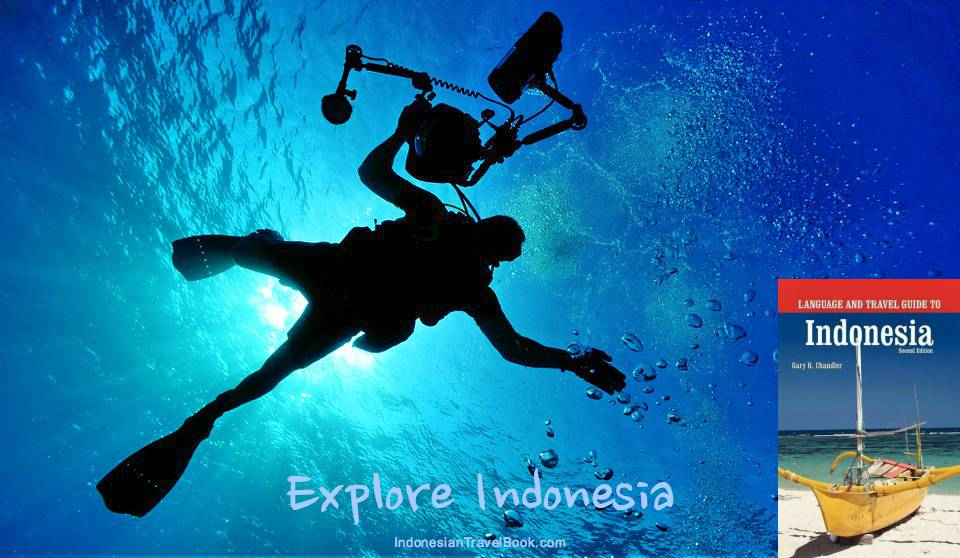 scuba dive Indonesia