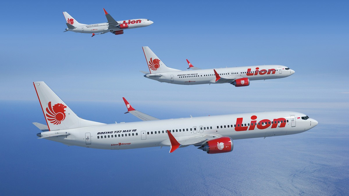 Lion Air crash Indonesia